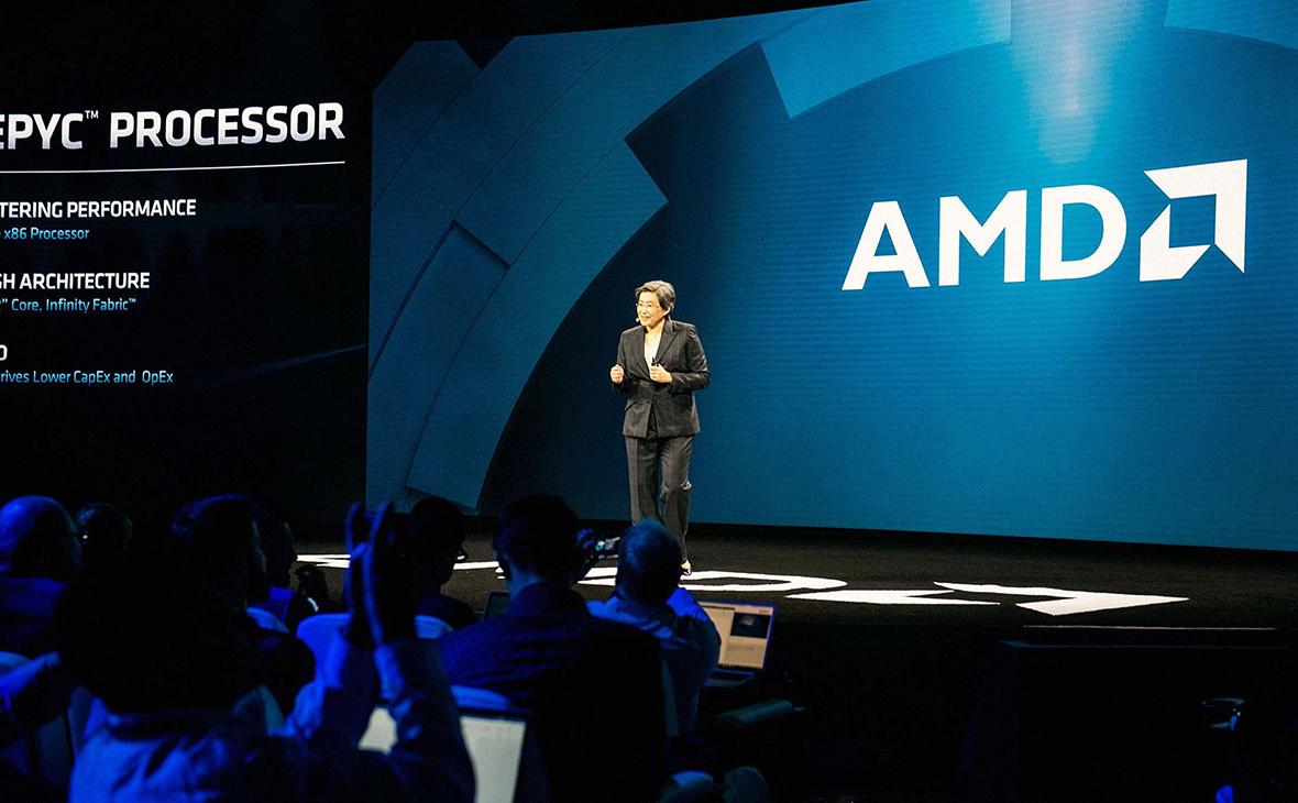 Генеральный директор AMD Лиза Су