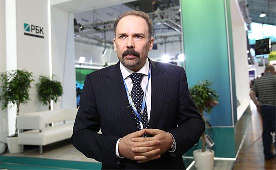 Министр строительства и ЖКХ Михаил Мень