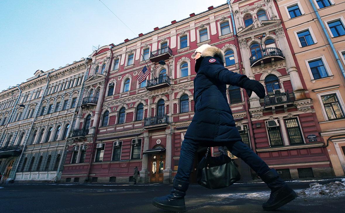 Генеральное консульство США в Санкт-Петербурге