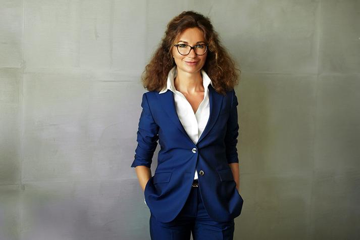 Генеральный директор компании «Метриум», участник партнерской сети CBRE Наталья Круглова