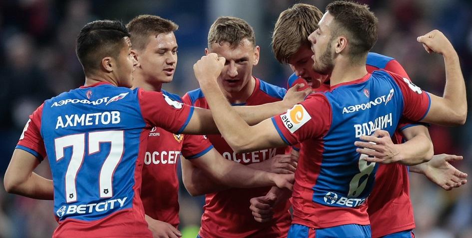 Фото: официальный твиттер ЦСКА
