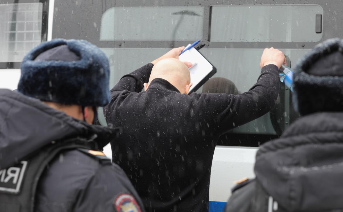 Задержанным в Москве оппозиционерам вменили нежелательную деятельность