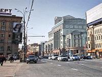 Фото: Так будет выглядеть новая гостиница в центре Москвы. Фото: stroi.ru