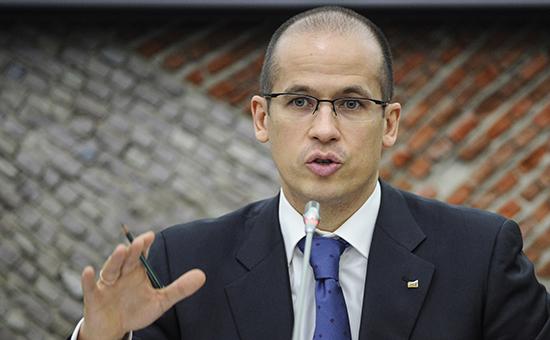 Секретарь Общественной палаты Александр Бречалов