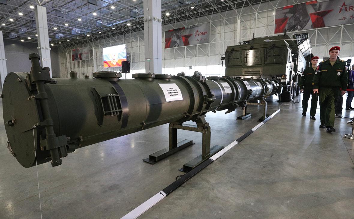 Ракета9М729