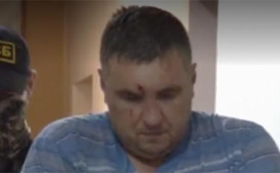 Подозреваемый ворганизации терактов вКрыму Евгений Панов