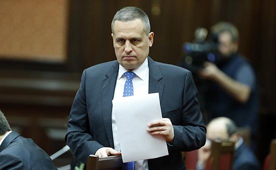 Георгий Матюшкин