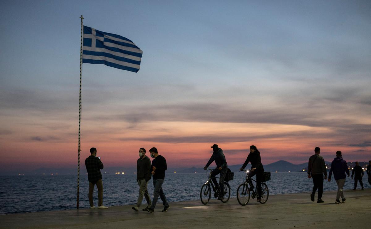 Фото: Petros Giannakouris / AP