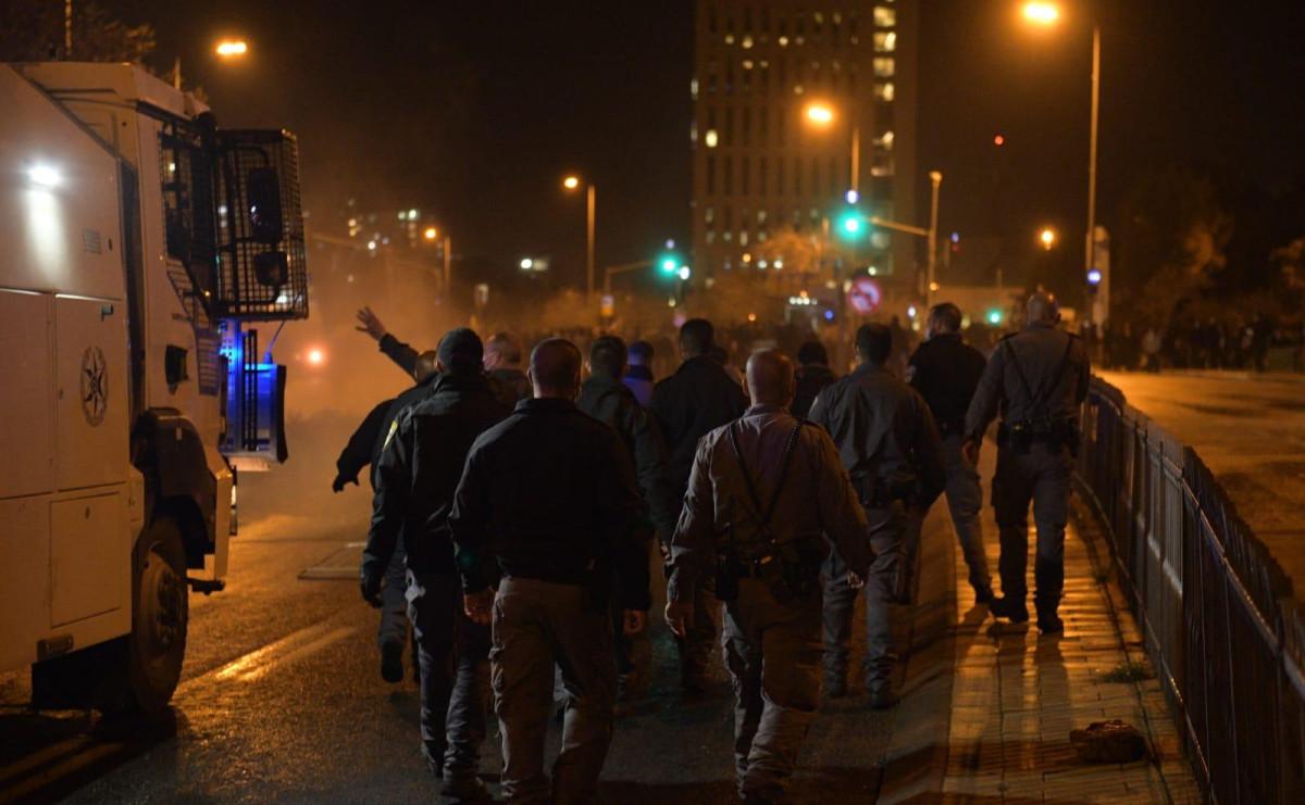 Фото: Twitter полиции Израиля