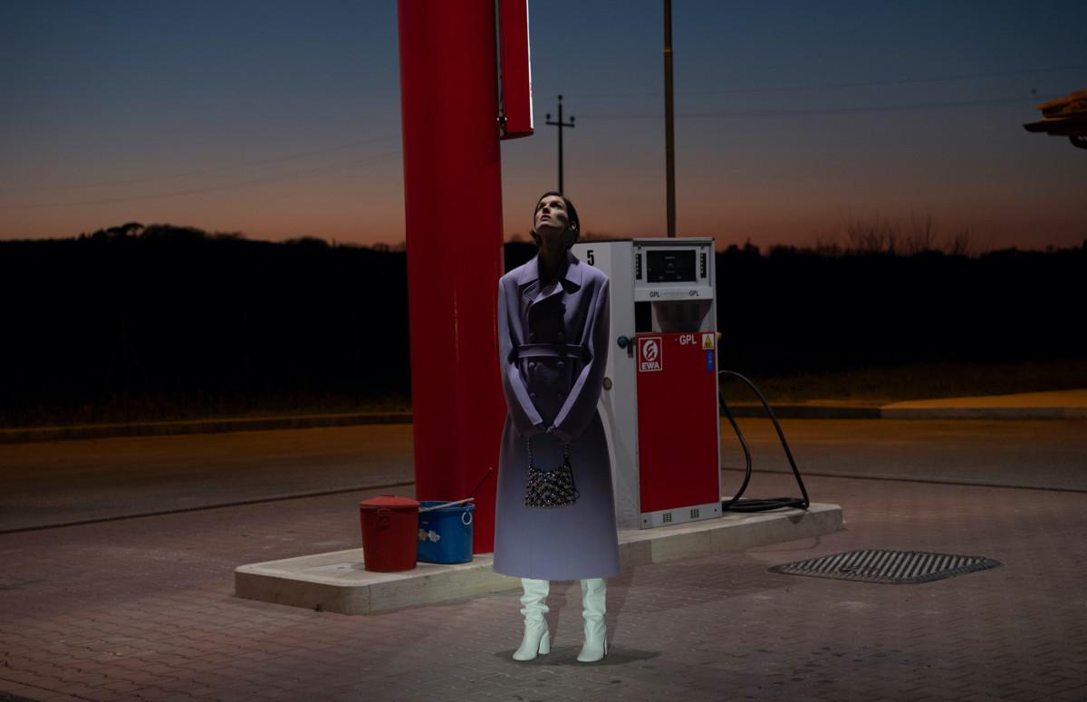 Рекламная кампания Jil Sander, осень-зима 2021/22