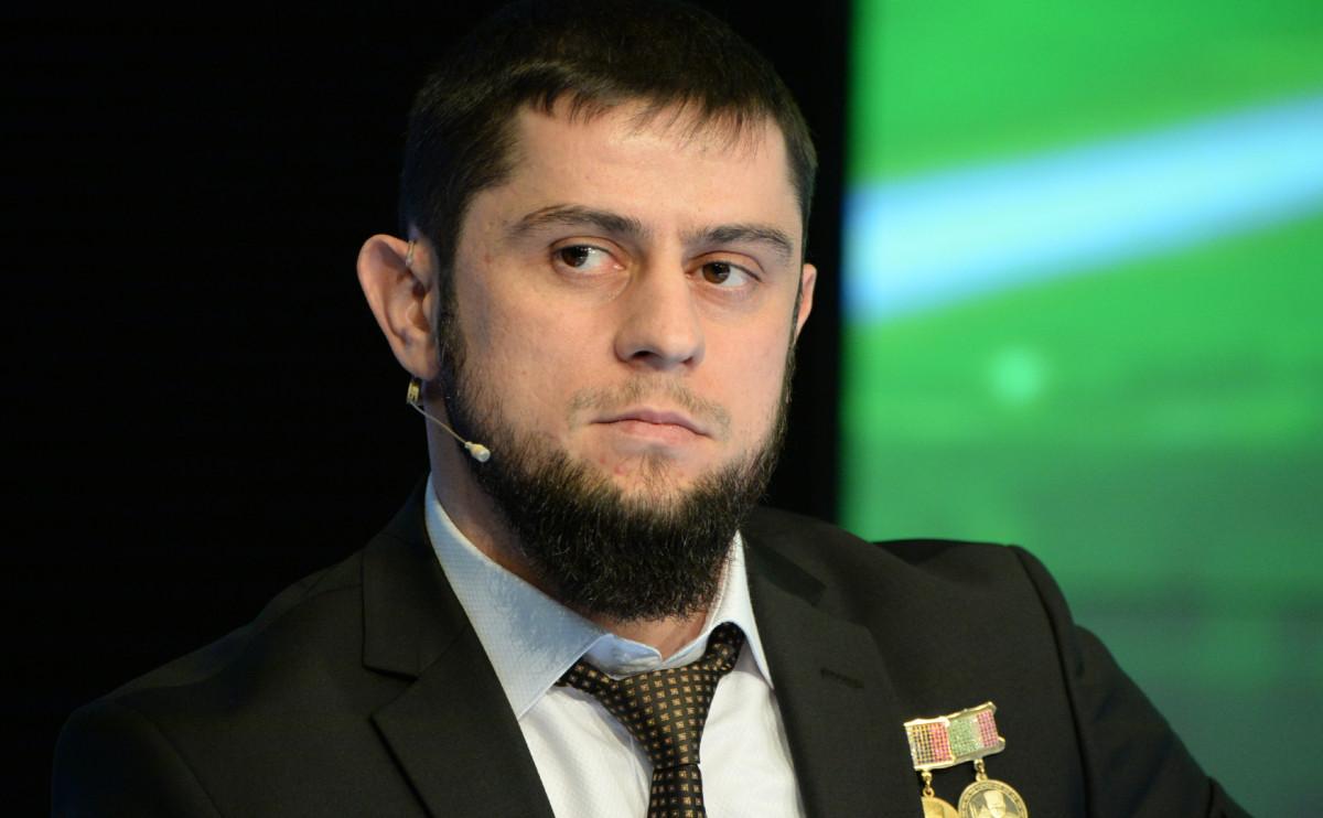 Ахмед Дудаев