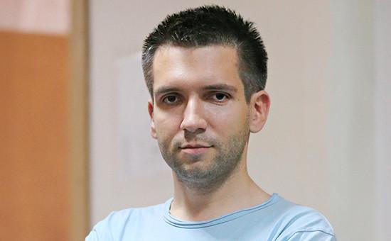 Оппозиционный активист Олег Козловский