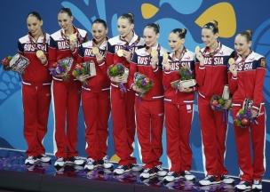 Россия гимнастика Баку-2015
