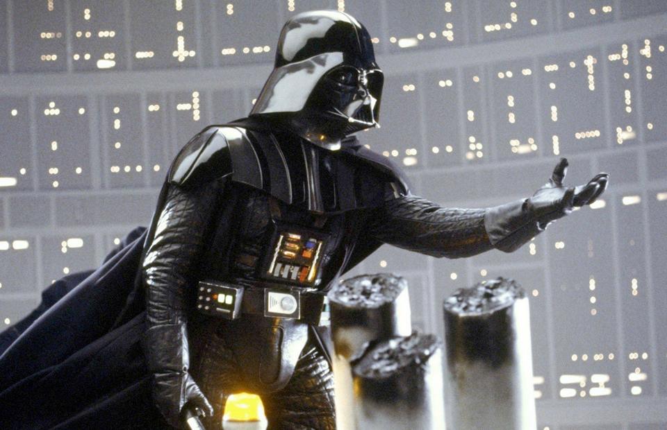 Кадр из фильма «Звездные войны: Эпизод 5 – Империя наносит ответный удар»