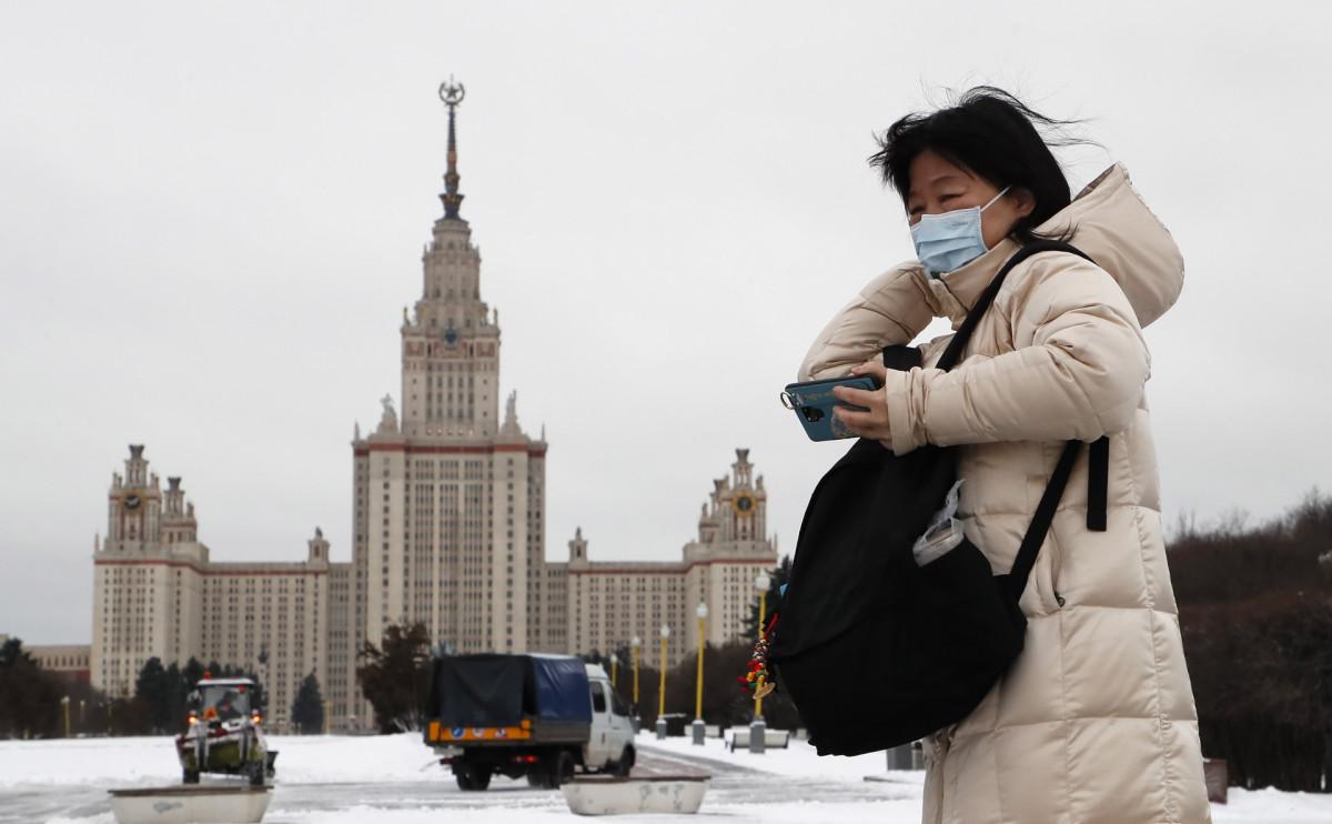 Фото: Maxim Shipenkov / EPA / ТАСС