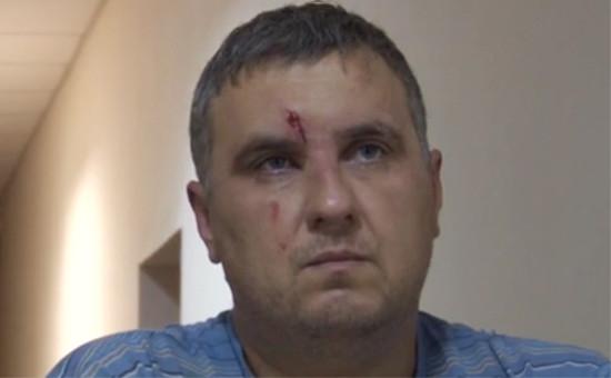 Гражданин Украины Евгений Панов, которыйбыл задержан российскими силовиками