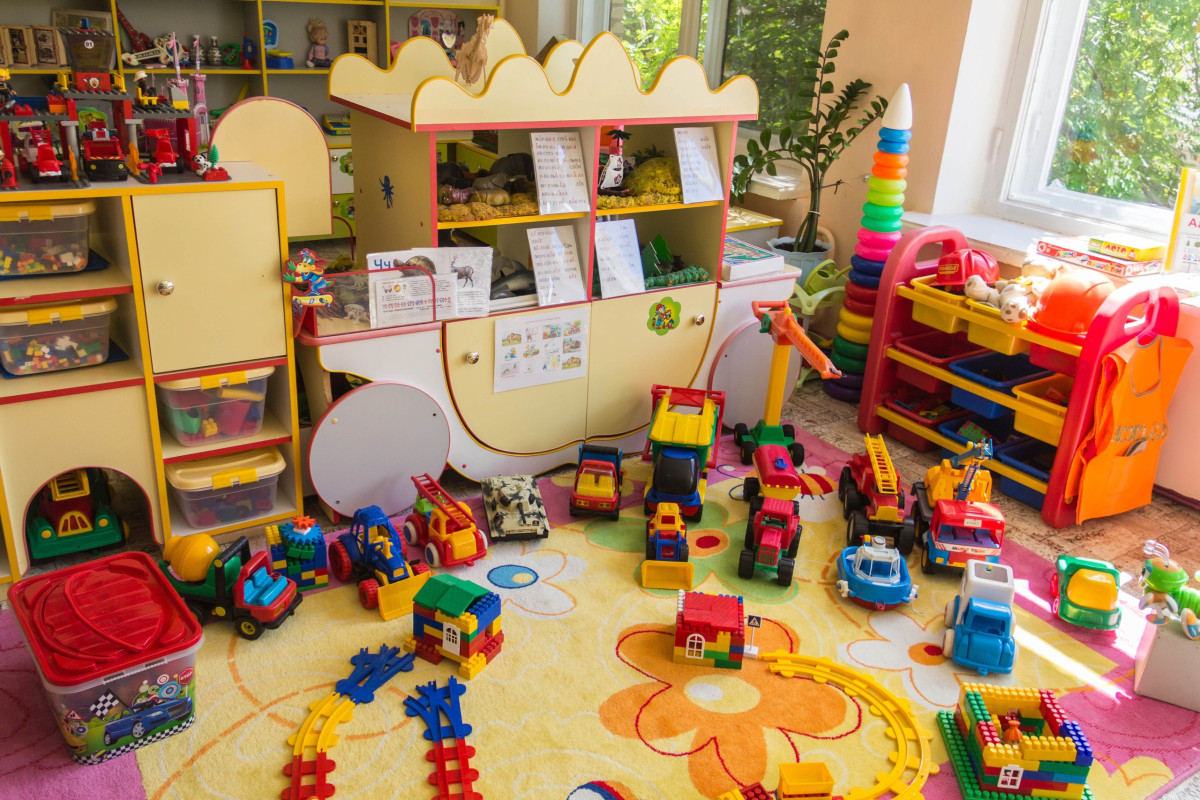 Здание детсада № 151 может обрушиться