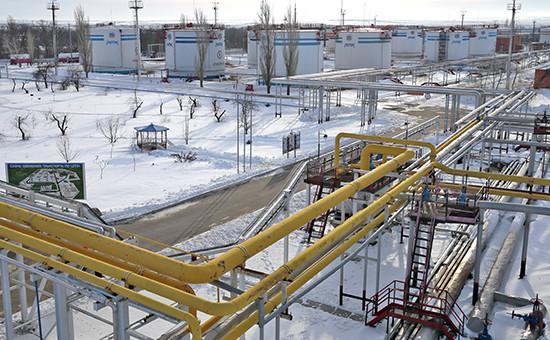 Нефтегазовое производство в Волгоградской области