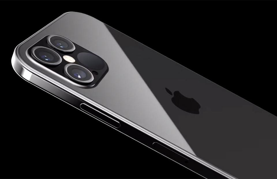 Возможный дизайн iPhone 12