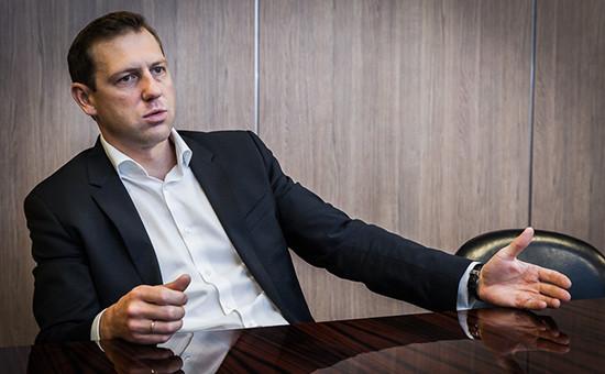 Генеральный директор ОАО «Росгеология» Роман Панов
