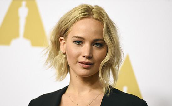 Самой высокооплачиваемой актрисой мира Forbes назвал Дженнифер Лоуренс