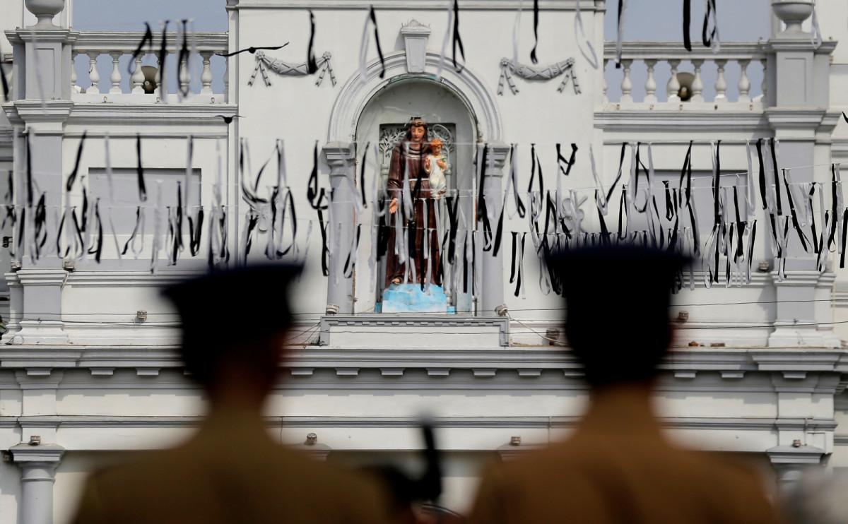 Фото: Eranga Jayawardena / AP