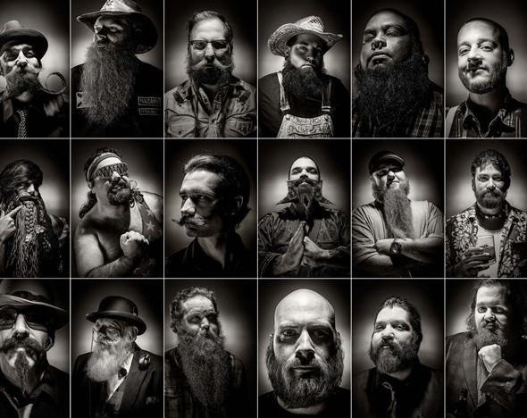 Фото: Brotherhood of Mustaches and Beards
