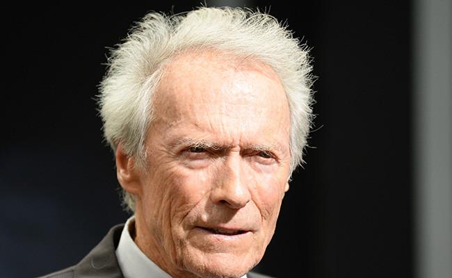 Клинт Иствуд напремьере фильма «Чудо наГудзоне» всентябре 2016 года вНью-Йорке