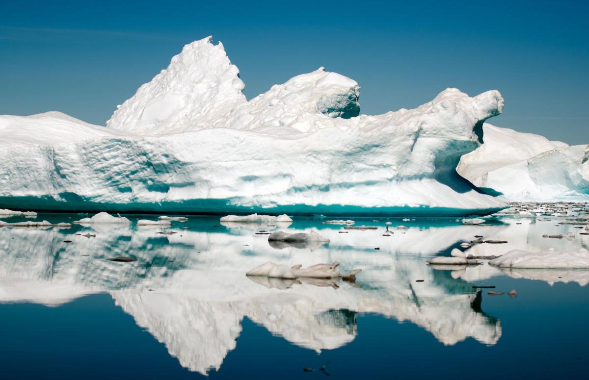 Ледники Гренландского ледяного щита
