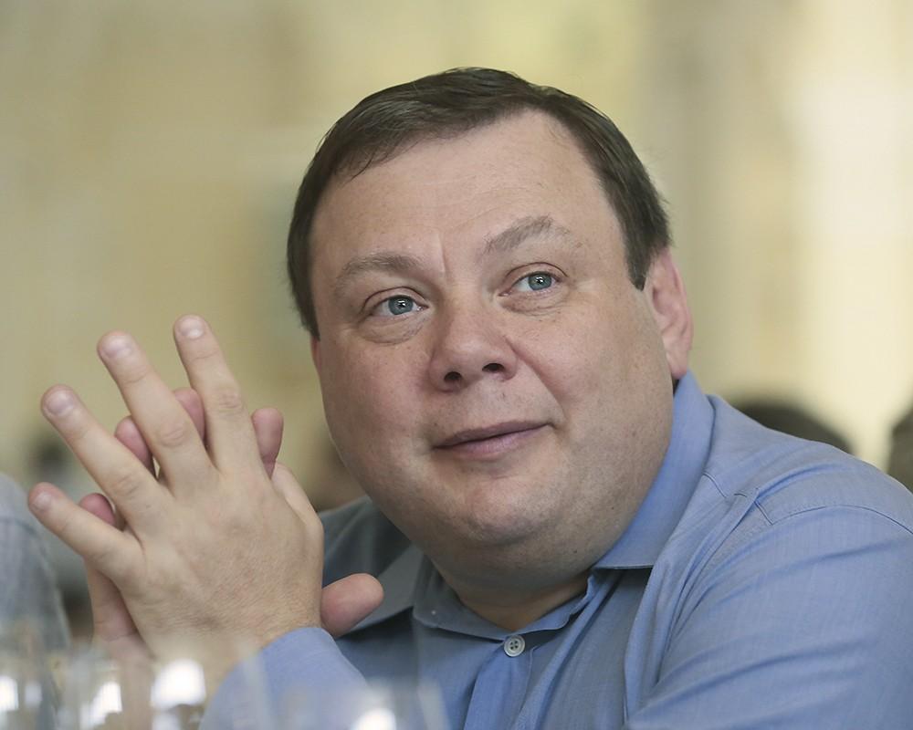 Председатель наблюдательного совета «Альфа-Групп» Михаил Фридман
