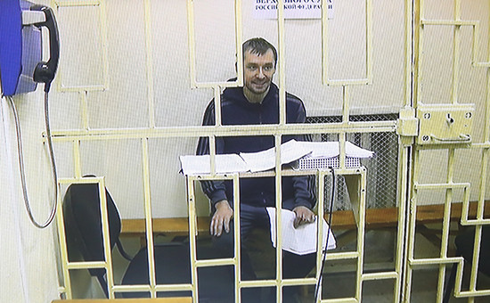 На рассмотрениивопроса озаконности ареста врио начальника управления «Т» антикоррупционного главка МВД Дмитрия Захарченко, 27 сентября 2016 года