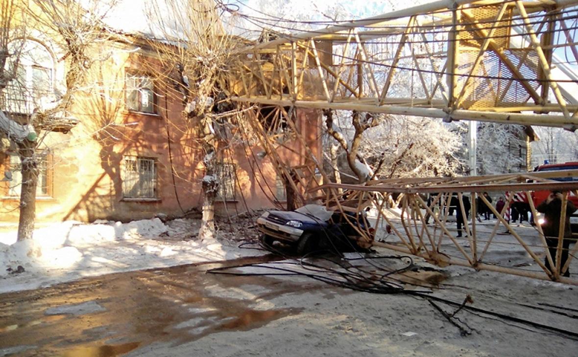 Фото: ГУ МЧС России по Кировской области / ТАСС