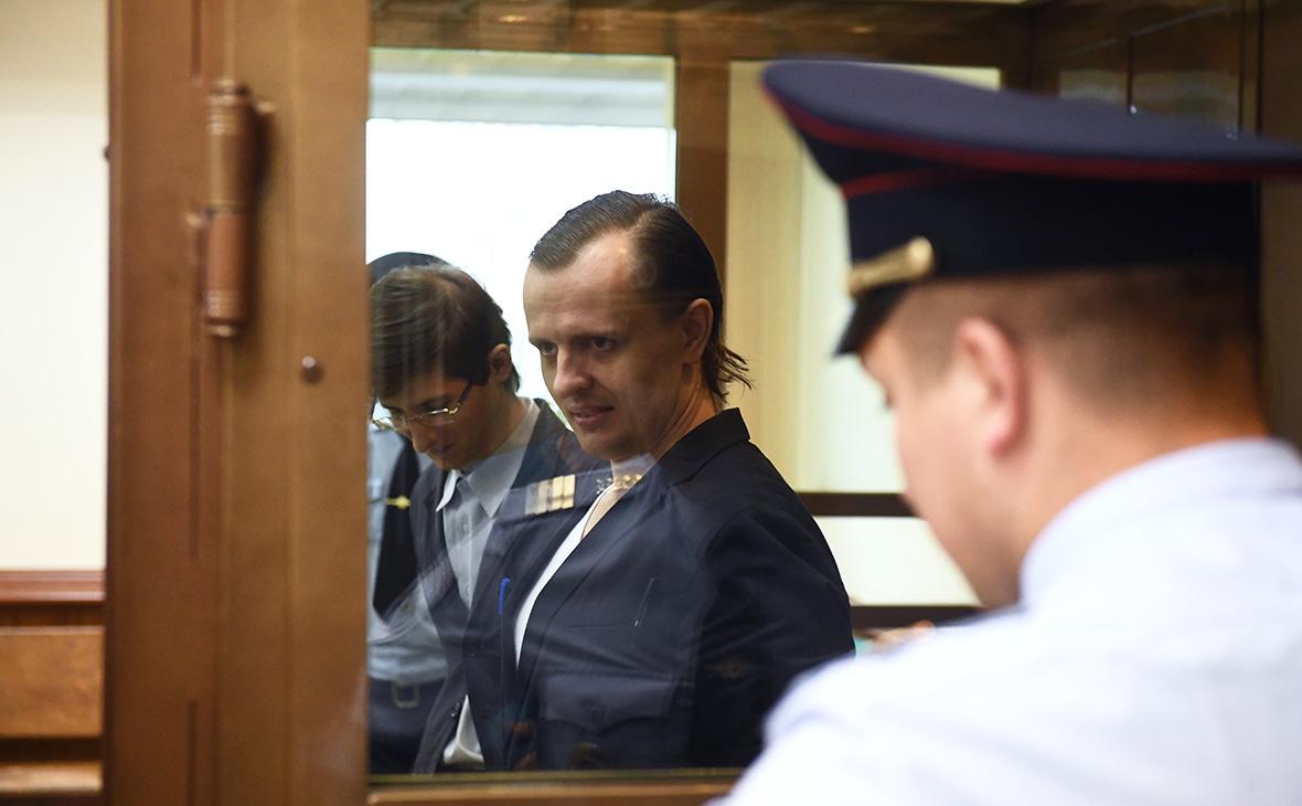Константин Тепляков (слева) и Александр Филинов