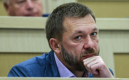 Член комитета Совета Федерации РФ пообороне ибезопасности Дмитрий Саблин