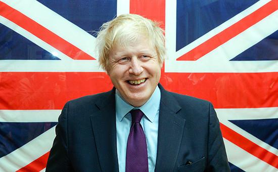 Британский министр иностранных дел Борис Джонсон