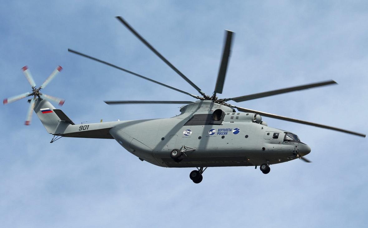Фото: сайт АО «Вертолеты России»