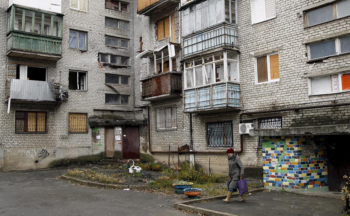 Донецк. Ноябрь 2015 года