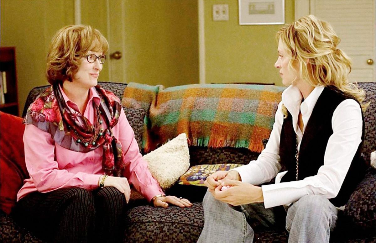 Фото: Кадр из фильма «Мой лучший любовник», 2005