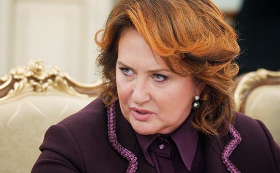 Экс-министр сельского хозяйства ЕленаСкрынник