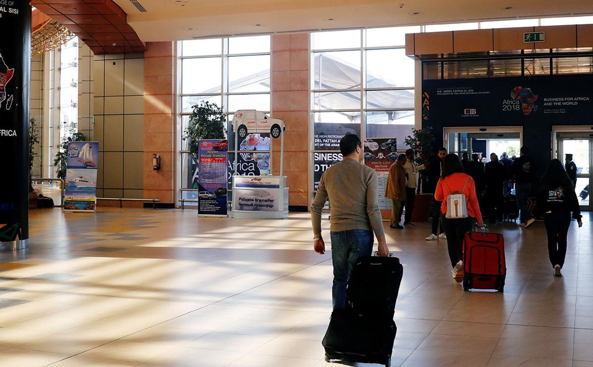 Аэропорт курорта Шарм-эль-Шейх