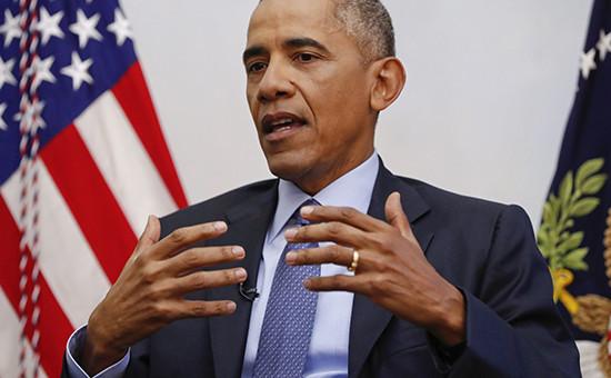 Президент СШАБарак Обама