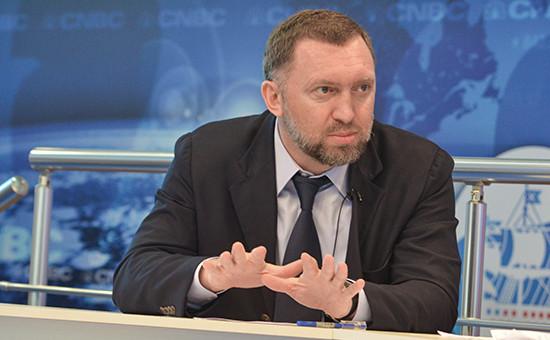 Президент компании «Русал» Олег Дерипаска