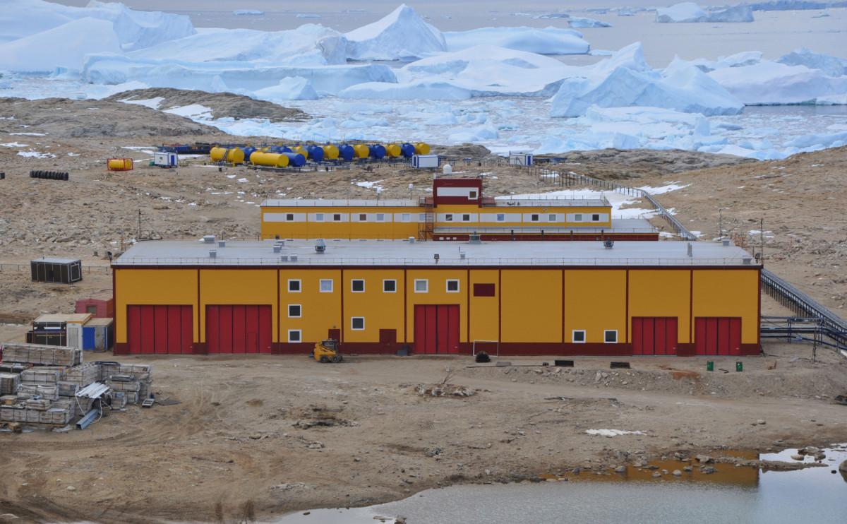 Антарктическая станция «Прогресс»