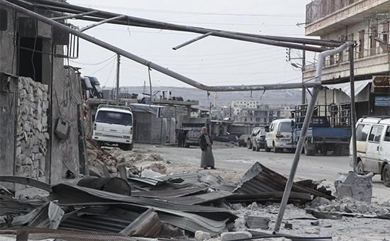 Город Алеппо. 27 февраля 2016 года