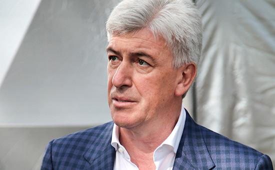 Председатель совета директоров «КомпанииУсть-Луга» Валерий Израйлит