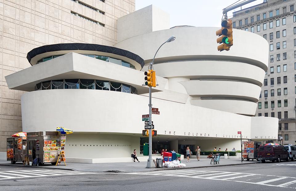Музей Соломона Гуггенхайма, Нью-Йорк
