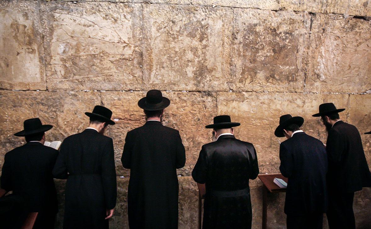 Западная стена в Иерусалиме