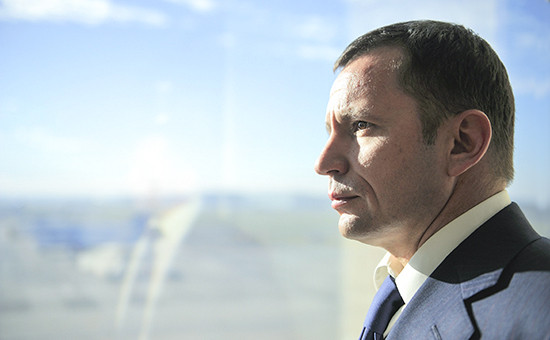 Председатель совета директоров ОАО «Международный аэропорт Внуково», совладелец аэропорта Виталий Ванцев