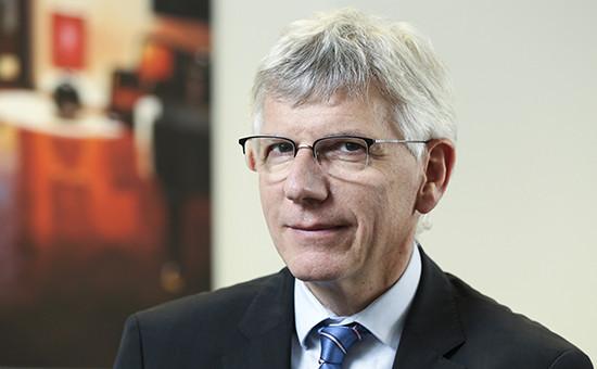 Генеральный директор PSA Peugeot Citroën в России, Украине и СНГ Кристоф Бержеран