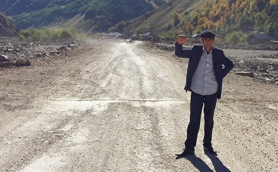 Уроженец села Кенхи РамазанДжалалдинов
